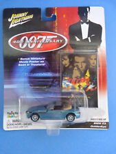 Voiture 1/64 - Johnny Lightninig - James Bond 007 - BMW Z3 - 40th anniver.