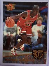 1992-93 Fleer ultra  All NBA First team Michael Jordan 4 of 15