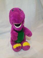 Barney the Purple Dinosaur Plush Toy Vintage 1992 Lyons Group Stuffed Plush