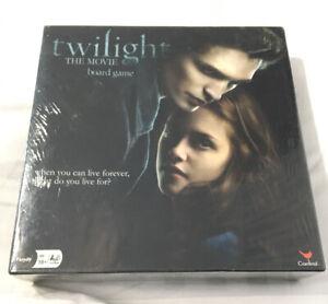 Brand New Sealed Twilight The Movie Board Game 2009 Cardinal Xmas Present Rare
