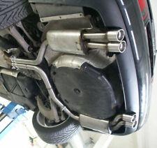 Audi A8/ S8 Typ D2 Duplex Sportendschalldämpfer - 2x76 Typ 17 rechts/links von F
