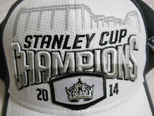 Los Angeles Kings NHL 2014 Stanley Cup Champions Locker Room Flex Cap - New Era