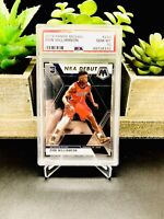 2019-20 Panini Mosaic ZION WILLIAMSON NBA Debut #269 RC PSA 10 GEM MINT PELICANS