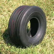 4.10x3.50-4 4Ply Rib Tire - Set of 2 for  4.10x3.50x4 Premium