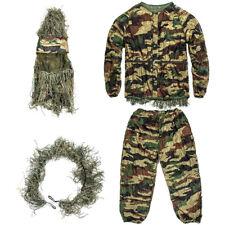 Tarnanzug Wald Ghillie Suit Kleidung Jagd 170-190cm, 60-100kg