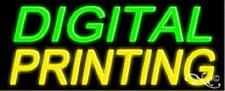 Brand New Digital Printing 32x13 Real Neon Sign Withcustom Options 10536