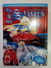 The Slayers n. 3 di Shoko Yoshinaka - ed. Planet Manga
