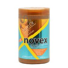 Novex ARGAN OIL Extra Deep Hair Care Cream 14.1oz w/FREE Nail File
