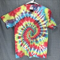 Tie Dye T-Shirt Adult Men's Size Small