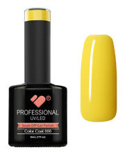 886 VB Line Banana Hot Yellow - gel nail polish - super gel polish