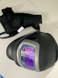 SPEEDGLAS 9100X FX Automatik Schweißmaske Schweißhelm mit Air Face Seal