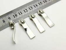 New Metal Zipper Slider Pullers #5 Molded for Luggage repair replace K020