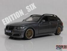 Custom Burago 1:24 BMW 3 SERIES TOURING Wagon Estate 1 Off Code 3