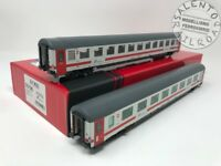 "ACME 55196 set 2 carrozze ""Intercity day"" FS Trenitalia - 1/87"