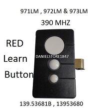 Chamberlain Garage Door Opener Comp Remote Control For Red & Orange Smart button