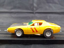 Vintage, Aurora, AFX, Tyco, etc... Dodge Charger Stock Car (# 243)