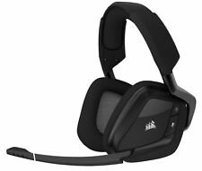 Corsair Void Pro Wireless Carbon Headband Headsets for PC