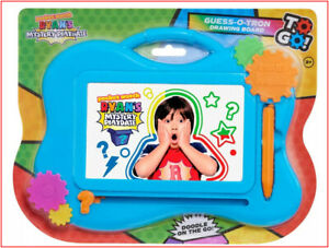 Pocket Watch Ryans World GUESS-O-TRON Drawing Board To-Go + Stylus Color 🌟NEW🌟