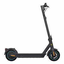 SEGWAY Ninebot Max G30D E-Scooter (10 Zoll, Schwarz/Blau)