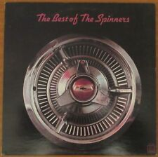 The Spinners: The Best of... - Vinyl - 1973 USA LP / Motown