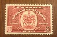 Canada  SC #E8  Mint H OG Stamp    1938