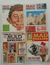 Mad Specials (#3, #4, spring '71, Follies)