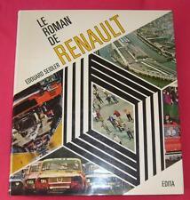 LE ROMAN DE RENAULT / EDOUARD SEIDLER / Ref 50187