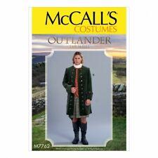 McCalls Sewing Pattern 7762 Costumes MQQ (46-48-50-52)