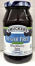 Smucker's Sugar Free Seedless Blackberry Jam 12.75 oz Smuckers