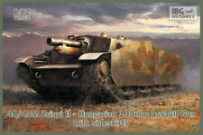 IBG 72052 40/43M Zrinyi II Hungarian 105mm Assault Gun scale 1/72