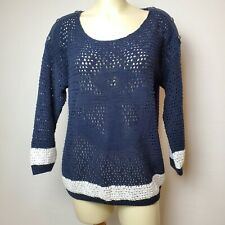 TU WOMEN'S KNITTED SWEATER SIZE 14