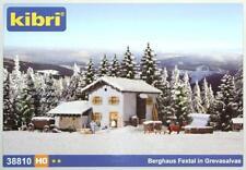 "Kibri 38810 ( 8810 ) H0 - Berghaus "" Fextal "" NEU & OvP"