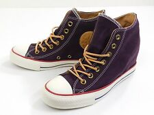 NEW WOMEN'S CONVERSE ALL STAR CT LUX MID WEDGES SHOES SIZE US 7  551618C