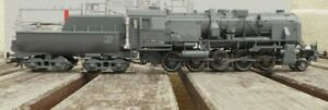 Märklin 39160 Steam Br 42.90 Franco Crosti Gray DB Ep.3 Digital Mhi neuwertig