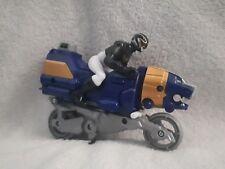 Power Rangers Megaforce Zord constructor Sea Lion Black Ranger ciclo + Figura