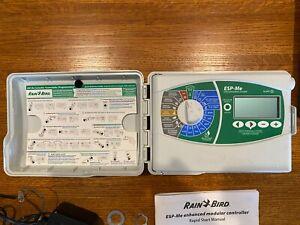 Rain Bird ESP-ME 120V Modular Indoor Lawn Sprinkler Controller Expansion Module