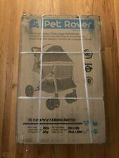 HPZ PET ROVER Premium Heavy-Duty LARGE / Dog & Cat - Sky Blue New