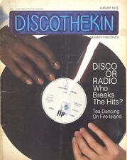 DISCOTHEKIN magazine - USA '76 (20 pages) PDF scan on CDR record