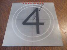33 tours FOREIGNER 4 (espagna)