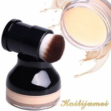 Kailijumei Mineral Mousse Foundation Natural with Built-in Brush Official UK