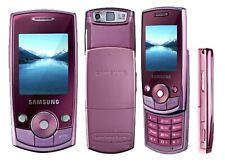 Samsung J700 Slide Pink Dummy Mobile Cell Phone Display Toy Fake Replica