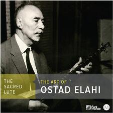 Ostâd Elâhi - Sacred Lute-Art of Ostad Elahi [New CD] Ltd Ed