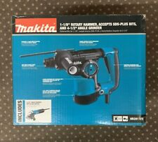 Makita Hr2811fx 1 18 Inch Rotary Hammer Drill With Angle Grinder New In Box