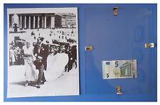 Edda Mussolini matrimonio con Galeazzo Ciano duce fascismo quadro cornice vetro