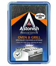 1 x ASTONISH PREMIUM EDITION OVEN & GRILL SPECIALIST CLEANER & SPONGE 250g