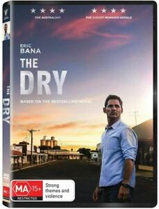 The Dry (DVD, 2021) NEW