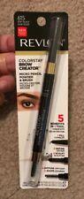 Revlon Colorstay Brow Creator 615 Soft Black (5 Benefits In 1 Tool)