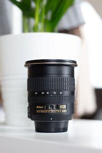 Nikon 12-24mm F4 Nikkor