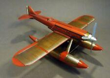 Macchi M.C. 72, World Speed Record 1933 SB-02 John Jenkins Speed Racer Airplane