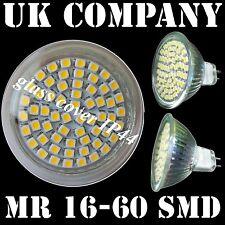 MR 16 - 60 SMD HALOGEN LED BLUB 3.6 W DAY WHITE Warranty